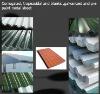 corrugated galvanized zinc roof sheets
