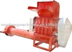 Large capacity plastic cleaning and crushing machine