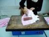 Glue-removing Machine