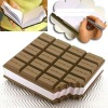 Creative chocolate memo pads with delicious smell