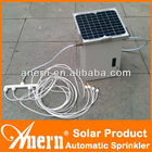 Low Energy Solar Energy Product With 20W Solar Module In Irrigation