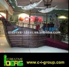 12m gaint Cristmas sculpture for shopping center, large sculpture for theme park