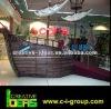 12m gaint Cristmas sculpture for shopping center, large sculpture for theme park