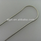 long fashion snake chain for necklace