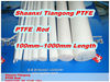 Recycled PTFE rod