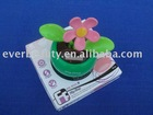 Apple shape Flip Flap Solar Flower dancing flower