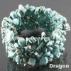 2011 hot selling gemstone bracelet jewelry