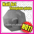 382 Nail Art Stamp image plate and Nail Stamping Image plate,Nail Art Stamp Template and Nail Stencils