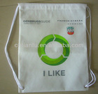 210T polyester fold bag