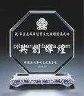 2012 Hot Selling Porcelain base Crystal Awards