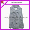 low price Manufacturers selling grid paving men's shirts