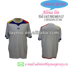 Nice collar soccer jersey on sale