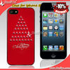 Custom design for apple iphone 5 case