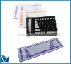 Bluetooth multimedia flexible keyboard