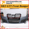 MK5 GTI Front Bumper For Golf 5 V With Grill
