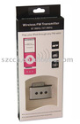 FM Transmitter for iPhone 4S