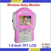 High Resolution Wireless Digital Baby Monitor With Motion Detect Function And Auto Photographing Function