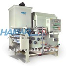 Belt filter Press for Water Treatment plant HTAH-1500L