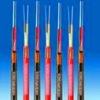 Sliver-plated copper core fluorine plastic insulated soft wire