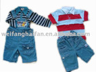 baby short denim pants
