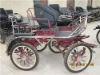 Marathon Horse carriage with steel body construction