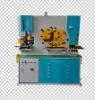 Q35Y series hydraulic manual iron worker