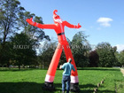 20' Inflatable santa air dancer, flying dancer C1005