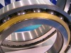 Super high precision angular contact ball bearing 7056ACM/P4, machine tool spindle bearing