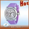 OEM Promotional Silicon Rubber Watch