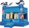 2012 Hot Inflatable Bounce House with commercial quality