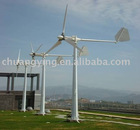 Smart Switch Wind Generator with 400/600W Power and Aluminum Alloy body