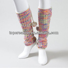 Neon Space Dye Colorful fashion Legwarmers