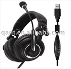 Hi Fi Stereo PC 5.1 USB Headset H1U