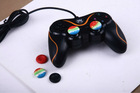 WELCOM wired Dual-shock USB Gamepad Game Controller of PC Games