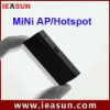 Mini AP,3g wifi router, 3g hotspot on booking