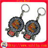 Promotion logo tags keychains,Soft PVC keychain manufacture supplier and exporter