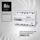 Three phase meter MB021EI