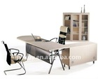 Modern office desk,office clerk desk,panel desk