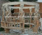 Garden Stone Gazebo Pavilion