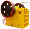 High frequency jaw crusher machine for quartz