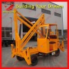 Battery Power Elevated Work Platform 0086 371 65866393