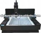 new QC1224 stone cnc router