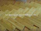 Fishbone bamboo flooring