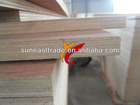 1220x2440mm Popular combi core commercial plywood with lowest price exporting to Singapore market