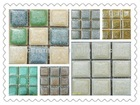glazed ceramic mosaic 2012newest design,sparkle mosaic