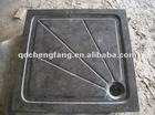 nature hardsteen/blue limestone shower tray