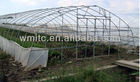 Galvanized steel pipes for building greenhouses