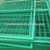 pvc welded wire mesh panel for framed fence