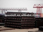 Centrifugal casting ductile iron pipes