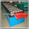 steel tile cutting machine